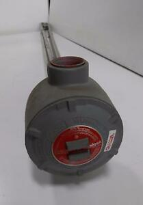 Appleton Electric Gr Series Hazardous Location Outlet Box Type Gr 1 1 2