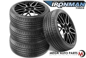 4 X New Ironman Imove Gen 2 As 185 55r15 82v All Season High Performance Tires