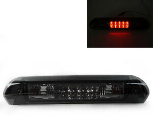 Smoke Led Third 3rd Brake Light Dot Sae For 2002 2008 Dodge Ram