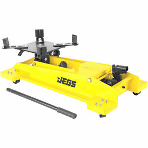 Jegs 79012 Transmission Jack Low Profile Capacity 1000 Lbs