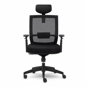 Allseating Entail Midback Chair With Headrest