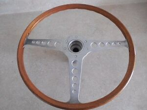 62 67 Jaguar Xke E Type Series 1 2 Steering Wheel