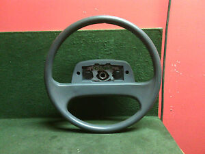 1990 Buick Lesabre Factory Steering Wheel Gray Used Oem 17996537 No Horn Pad
