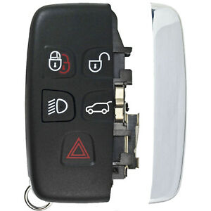 New Oem Factory Smart Prox Key Range Rover Remote Replacement Case Shell Pad