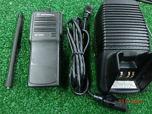 Motorola Mt2000 Vhf Radio 48ch 136 174 Fire Police H01kdd9aa4an Complete A53