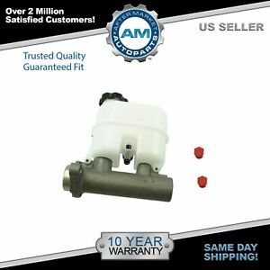 Brake Master Cylinder W Reservoir For Chevy Gmc Cadillac Truck Suv Brand New
