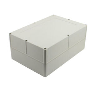 375x260x158mm Dustproof Ip65 Junction Box Diy Terminal Connecting Box Enclosure