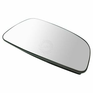Exterior Side View Mirror Glass W Backing Plate Lh Driver Side For Aura Malibu