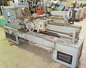 H e s Precision Engine Lathe 18 X 50