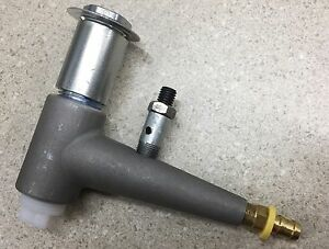 Media Sand Blasting Metering Valve To Upgrade Harbor Freight Cabinet W Mounting