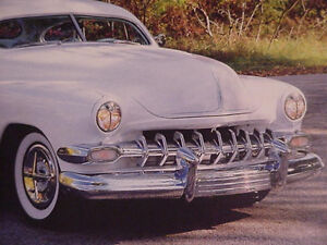 54 Chevy Grill W 9 Teeth New Manufacturer Fits All Models 54 Chevy Cars Bayest