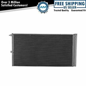 Ac Condenser A C Air Conditioning W Receiver Drier For Ford Lincoln Truck