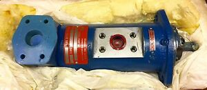 Imo Delaval Aa3g nvsmca095sc Three Screw Rotary Hydraulic Pump 3515 021 New