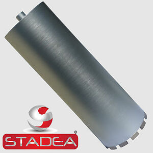 Stadea Diamond Concrete Hole Saw 6 Inch Core Drill Bit For Concrete Block Coring