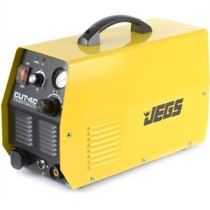 Jegs 81545 Plasma Cutter 20 40 Amp 110220vac Cuts Steeliron Up To 38 Thick