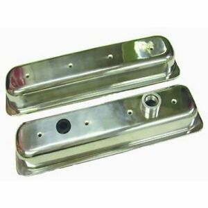 Rpc R6045 Baffled Aluminum Chevy Lt1 Valve Covers