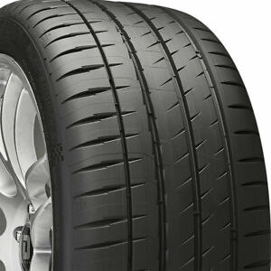 1 New 295 30 20 Michelin Pilot Sport 4s 30r R20 Tire 32728