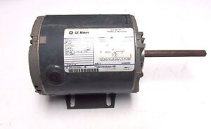 General Electric Ac Motor 1 4hp 1725rpm Cat 5kh33fn95gx Vy 300