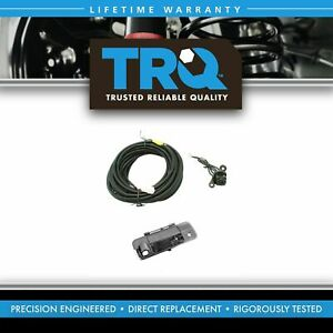 Rear View Camera Add On Kit W Wiring Harness Tailgate Handle For Tundra Truck