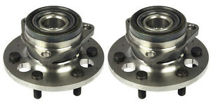 New Dorman Wheel Hub Bearing Pair For 88 94 Chevrolet C K1500 4110306 X 2