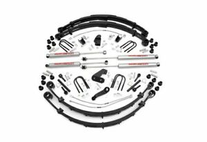Rough Country 6 0 Suspension Lift Kit Jeep Wrangler Yj 4wd 622n2