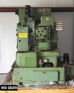 Pama Oma 805 s Gear Shaper 10 83 Diameter 2 hp 2 76 Height