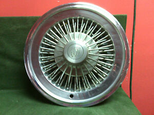 1973 1977 Buick Century Regal Riviera Wire Wheelcover Hubcap 15 Used Oem