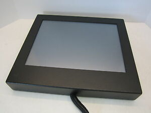 Mass Multimedia Module Lcdsa151 5rs s m 15 1 Tft Touch Screen Monitor