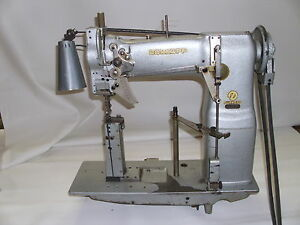 Durkopp Adler 541 103p Post Walking Foot Leather Industrial Sewing Head Only