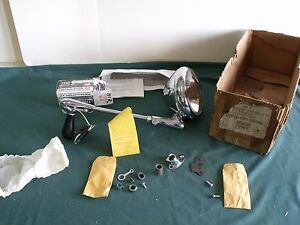 Nos 1956 Ford Pickup Spotlight F 100 Fomoco 56 With Bracket