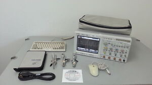 Keysight agilent 54846a Oscilloscope 2 25 Ghz 4 Ch 8 Gs s