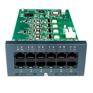 Avaya Ip500 Combo Card V2 W Analog Trunk 4 Module 700504556 New In Stock