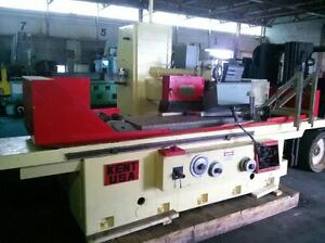 20 X 60 Kent Usa 3 Axis Automatic Surface Grinder Model Sgs 2060ahd