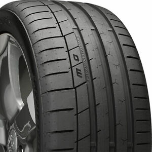1 New 245 45 17 Continental Extreme Contact Sport 45r R17 Tire 33454