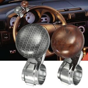 Universal Car Heavy Duty Steering Wheel Spinner Knob Ball Booster Handle Assist