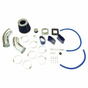 Performance Cold Air Intake Cai System Blue Filter For 4runner Pickup T100 3 0l
