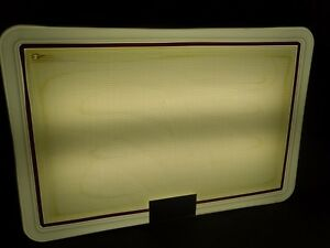 Lighted 7up Menu Board Deli Sign