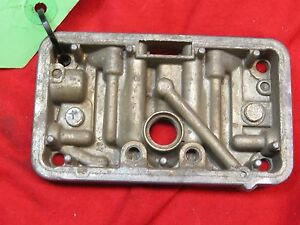Holley Carburetor Metering Plate 4519