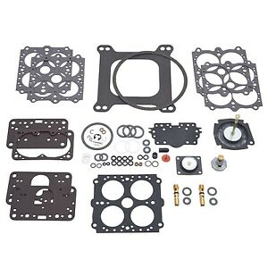 12750 Edelbrock Performer Carb Rebuild Kit Fits Holley 4160 Style Carbs