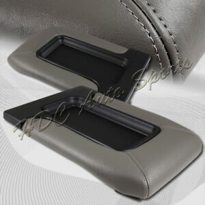 For 2001 2006 Chevy Tahoe Suburban1500 2500 Grey Center Console Box Arm Rest
