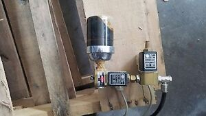 Auto Lube Unit From Weeke Bp80
