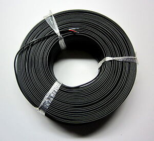 J type Thermocouple Wire Awg 24 Solid Wire W Pvc Insulation Extension 1 Yard