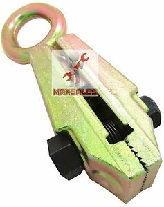 New 5 Ton Frame Back Self Tightening Grips Auto Body Repair Pull Clamp