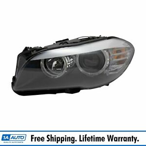 Halogen Headlight Lamp Assembly Lh Driver Side For Bmw 528 535i Brand New