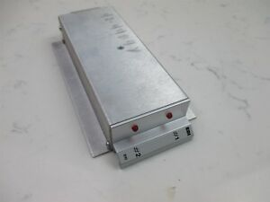 New Edi 810 Electronic Flasher Module Solid State Traffic Control Unit