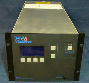 Seren Tera R601 600w Rf Generator Plasma Power Supply 9600610026 13 56mhz March
