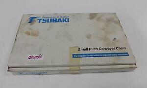 Tsubaki 10 P 5 8 Small Pitch Conveyor Chain B16002 Nib