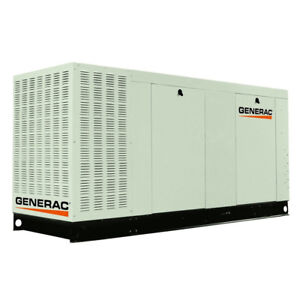 Generac Qt10068c Commercial Series 100kw Lp ng Standby Backup Power Generator