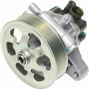 New Power Steering Pump With Pulley For Honda Accord 2008 2012
