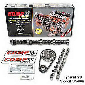 Comp Cams Sk18 412 8 Magnum Hydraulic Roller Camshaft Small Kit Chevy 4 3l V6
